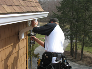 Toms River, NJ's experts for gutter installation